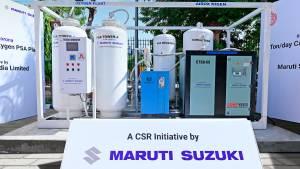 COVID19 impact: Maruti Suzuki sets up 4 oxygen PSA generator plants in Haryana hospitals