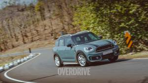 2021 Mini Countryman JCW-Inspired road test review