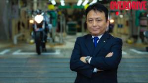 Talking about Rossi, EVs, Tenere and much more with Mr. Motofumi Shitara, Chairman, Yamaha Motor India