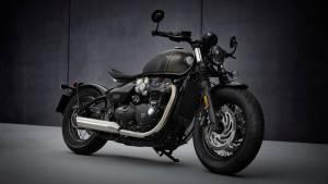 2021 Triumph Bonneville Bobber launched in India
