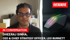 In Conversation with Dheeraj Sinha, Leo Burnett on 'StreetEye' Device