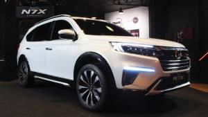 Honda N7X 7-seater SUV concept debuts in Indonesia, previews next BR-V