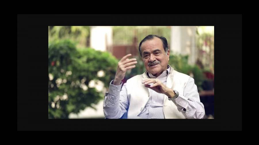 Tribute to Jagdish Khattar