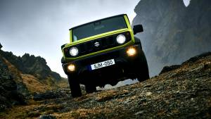 Suzuki Jimny 5-door to debut by 2022, get turbo option