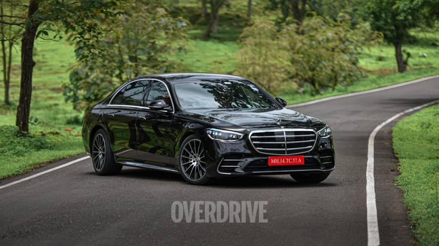 2021 Mercedes-Benz S-Class review exterior front