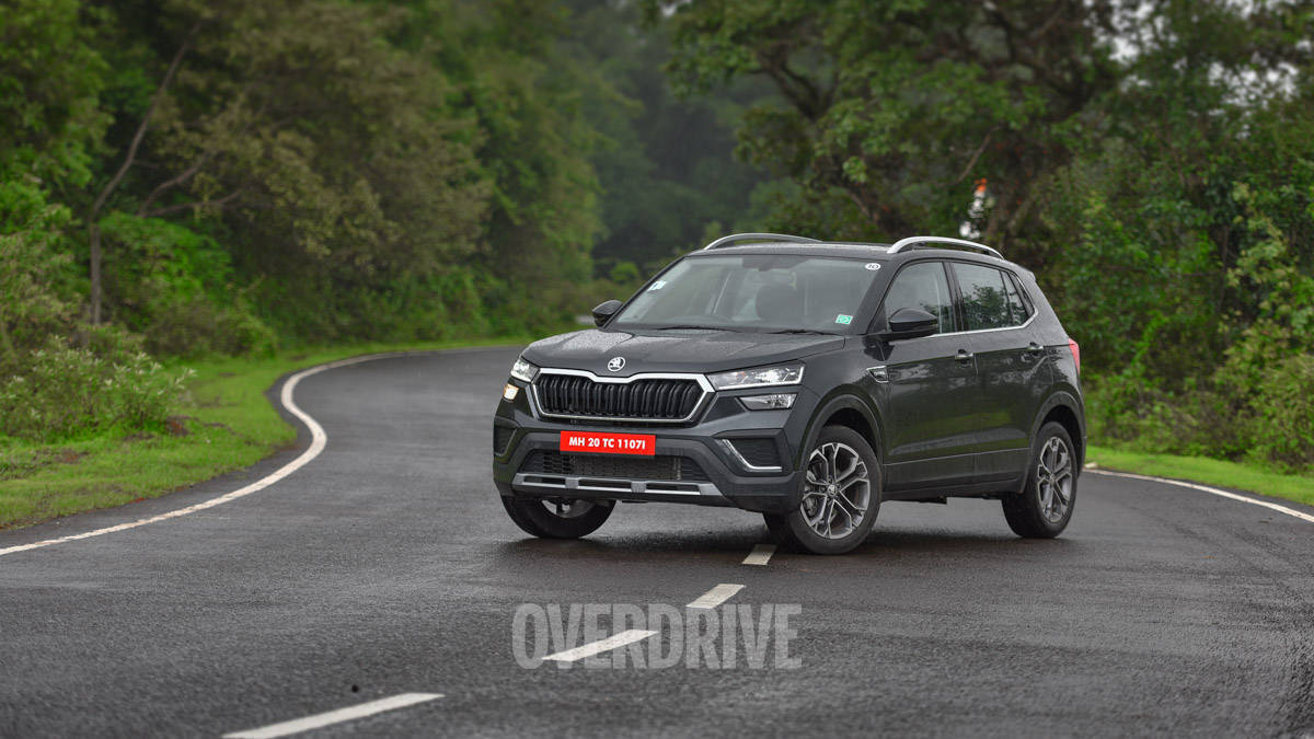 Skoda Kushaq Style range to be updated with 6 airbags and TPMS