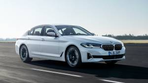 2021 BMW 5 Series facelift to launch in India on June 24