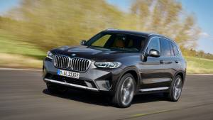 Facelifted 2021 BMW X3 and X4 unveiled with heavy interior revisions