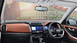 2021 Hyundai Alcazar bookings begin in India, interiors revealed
