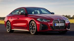 Second-gen BMW 4 Series Gran Coupe unveiled