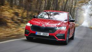 Fourth-gen Skoda Octavia RS expected to launch in India by 2022