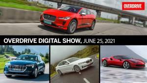 Jaguar I-Pace real world review, Mini Mayhem, Ferrari 296 GTB & more - OVERDRIVE LIVE