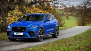 2021 Jaguar F-Pace SVR facelift bookings open in India