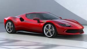 Ferrari's new hybrid V6-powered 296 GTB makes a combined 830PS