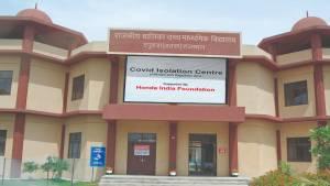 Honda India Foundation sets up COVID-19 isolation centres in Haryana and Rajasthan