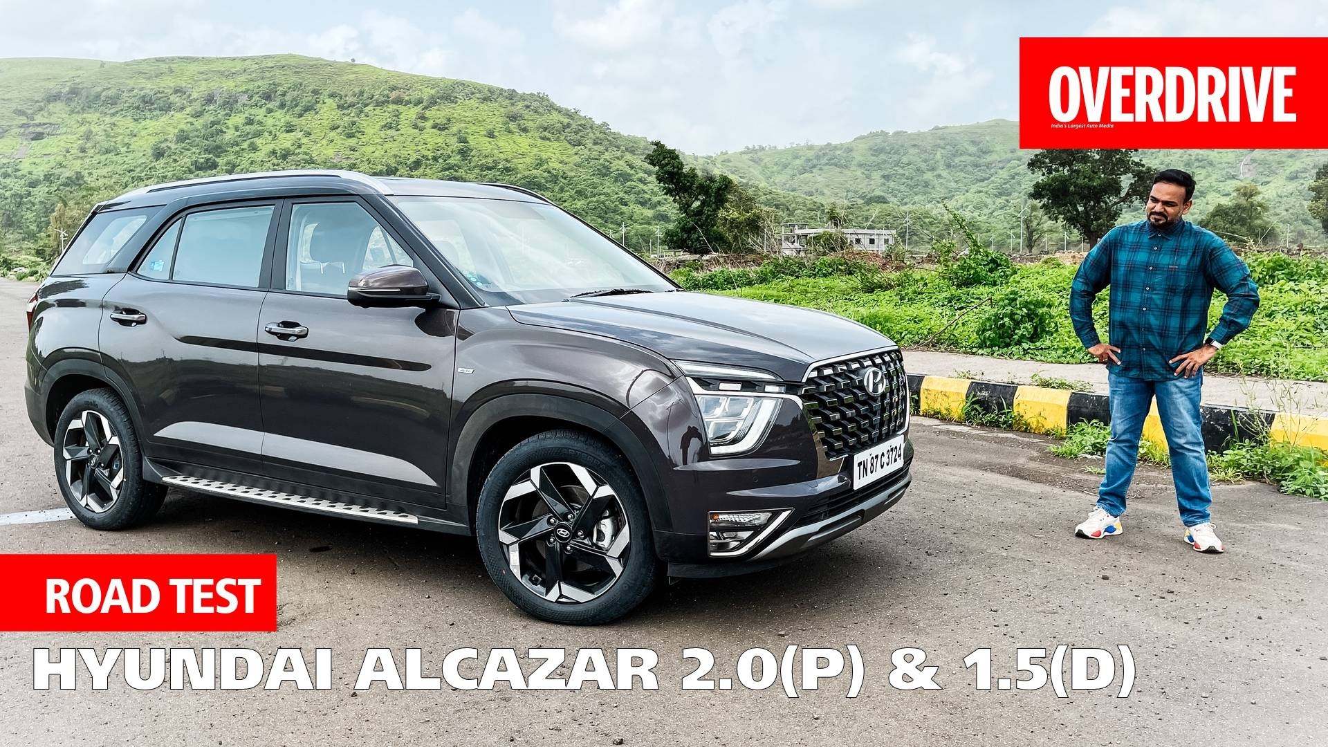 Hyundai Alcazar road test review - is it worth the asking price?