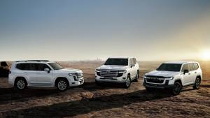 Toyota unveils the all-new 2022 Land Cruiser with V6 engines