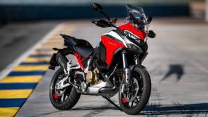 More BS VI Ducatis incoming; Multistrada V4 to feature new radar tech