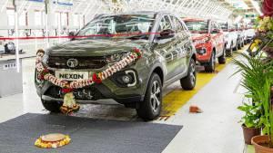 Tata Nexon crosses 2 lakh production milestone