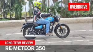 RE Meteor 350 Long term review