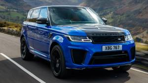 Range Rover Sport SVR powered by supercharged 5.0-litre V8 launched at Rs 2.19 crore