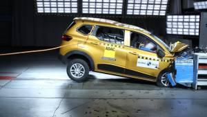 Renault Triber secures 4-star safety rating in Global NCAP