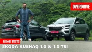 Skoda Kushaq 1.0 & 1.5 TSI review - Skoda's biggest bet for the Indian market