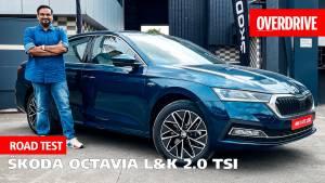 2021 Skoda Octavia L&K 2L TSI road test review | Is the Octavia still VFM?
