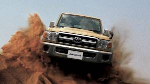 Tracing the roots of the Toyota Land Cruiser - 70 years of legacy