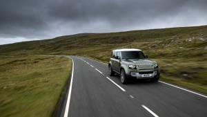Hydrogen-powered Land Rover Defender prototype in the works