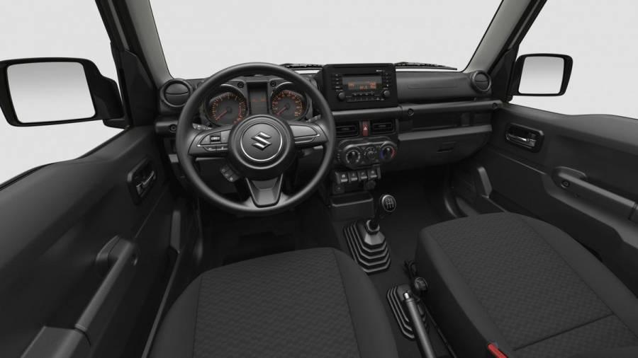 Suzuki Jimny Lite interior