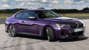 New-gen 2021 BMW 2 Series Coupe revealed