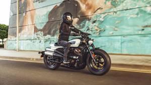 Harley-Davidson Sportster S makes its debut