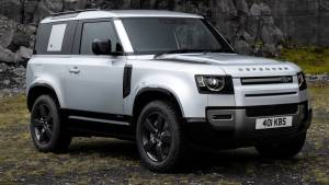 2021 Land Rover Defender 90 launched at Rs 76.57 lakh