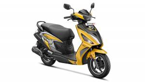 2021 Hero Maestro Edge 125 launched; prices start from Rs 72,250