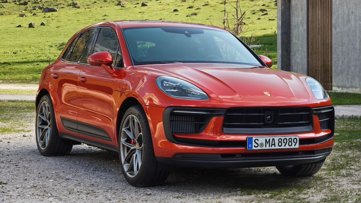 2021 Porsche Macan facelift revealed with more power, suspension upgrades -  Overdrive