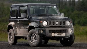 Suzuki Jimny back on sale as Light Commercial Vehicle variant overseas