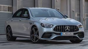 Range-topping 2021 Mercedes-AMG E 63S 4Matic+ launched in India at Rs 1.70 crore
