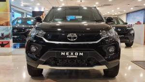 Image gallery: 2021 Tata Nexon, Nexon EV, Harrier, Altroz Dark Edition
