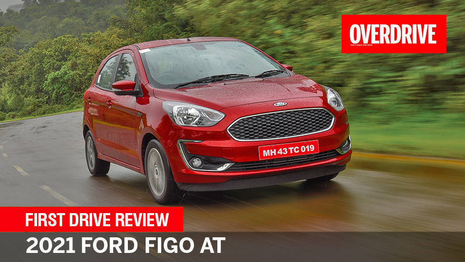 2021 Ford Figo AT - Does the sophisticated gearbox help?