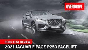 2021 Jaguar F-Pace P250 facelift road test review | How it should've been