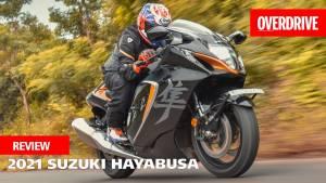 2021 Suzuki Hayabusa review - what did it really need?