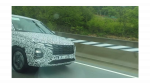 Upcoming Hyundai Creta facelift spotted testing with Tucson-inspired face