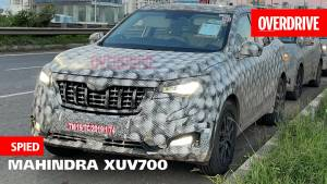 Spied: 2022 Mahindra XUV700 - take a closer look at M&M's flagship