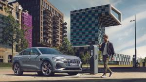 Audi India announces charging options for e-tron customers