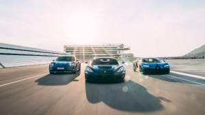 Rimac takes over Bugatti, VW presence continues with Porsche