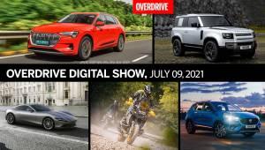 Audi e-Tron Road Test, Ferrari Roma, MG Astor, BMW R 1250 GS - OVERDRIVE LIVE Show