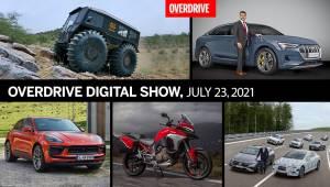 SHERP N 1200, Audi e-Tron launch, Ducati Multistrada V4 & more - OVERDRIVE LVE Show