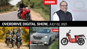 Toyota's Hybrid Vision For India, Ducati Panigale V2, Mahindra XUV700 & More - OVERDRIVE 2nd July
