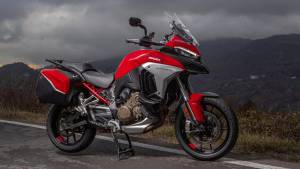 2021 Multistrada V4/ V4 S launched in India; prices start at Rs 18.99 lakh